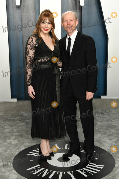 Bryce Dallas Photo - 09 February 2020 - Los Angeles California - Bryce Dallas Howard Ron Howard 2020 Vanity Fair Oscar Party following the 92nd Academy Awards held at the Wallis Annenberg Center for the Performing Arts Photo Credit Birdie ThompsonAdMedia