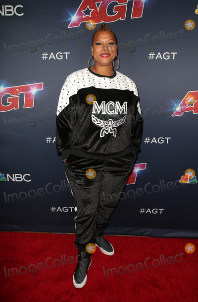 Queen Latifah Photo - 10 September 2019 - Hollywood California - Queen Latifah Americas Got Talent Season 14 Live Show Red Carpet held at Dolby Theatre Photo Credit FSadouAdMedia