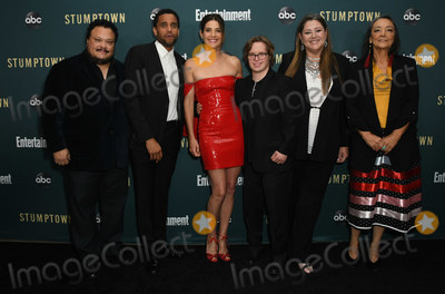 Adrian Martinez Photo - 16 September 2019 - Los Angeles California - Adrian Martinez Michael Ealy Cobie Smulders Cole Sibus Camryn Manheim Tantoo Cardinal Stumptown Los Angeles Premiere held at Petersen Automotive Museum Photo Credit Birdie ThompsonAdMedia