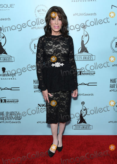 Kate Linder Photo - 16 February 2019 - Los Angeles California - Kate Linder The 6th Annual Make-Up Artists and Hair Stylists Guild Awards held at The Novo at LA Live Photo Credit Birdie ThompsonAdMedia