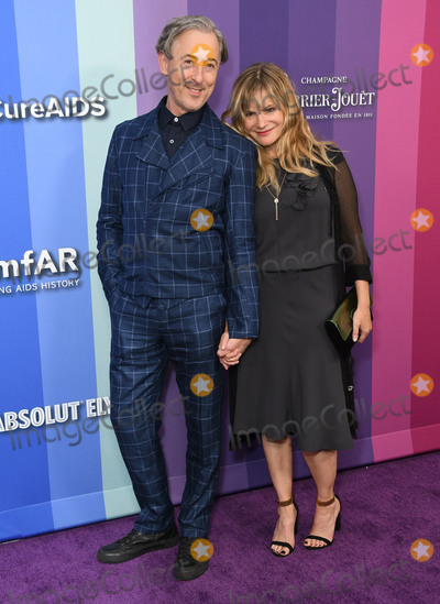 Alan Cumming Photo - 10 October 2019 - Los Angeles California - Alan Cumming Jennifer Jason Leigh 2019 amfAR Gala Los Angeles held at Milk Studios Photo Credit Birdie ThompsonAdMedia