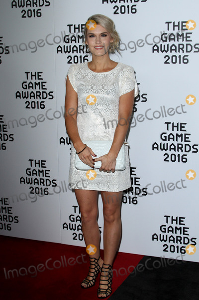Emily Rose Photo - 1 December 2016 - Los Angeles California - Emily Rose The Game Awards 2016 held at the Microsoft Theatre Photo Credit AdMedia