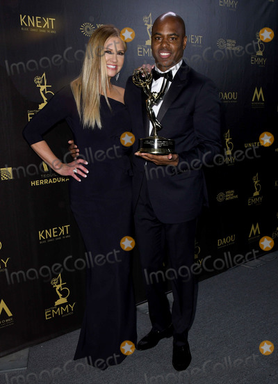 Nancy ODell Photo - 29 April 2018 -Pasadena California - Nancy ODell Kevin Fraizer 45th Annual Daytime Emmy Awards held at Pasadena Civic Center Photo Credit Birdie ThompsonAdMedia