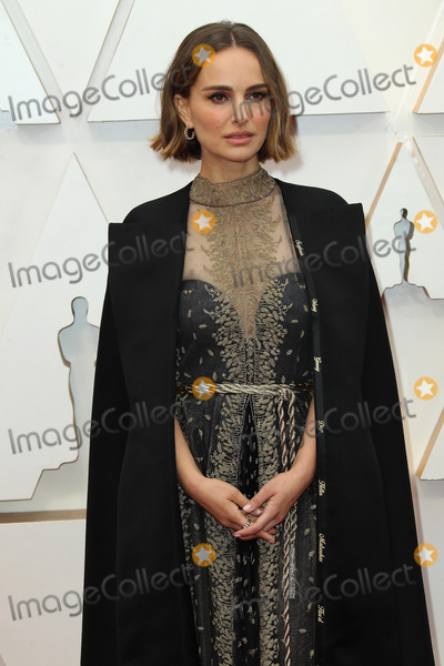 Natalie Portman Photo - 09 February 2020 - Hollywood California - Natalie Portman 92nd Annual Academy Awards presented by the Academy of Motion Picture Arts and Sciences held at Hollywood  Highland Center Photo Credit AdMedia