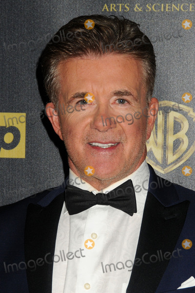 Alan Thicke Photo - 13 December 2016 - Burbank California - Alan Thicke beloved TV dad and real-life father of RB and pop superstar Robin Thicke died Tuesday at age 69 of a heart attack while playing hockey with his 19 year-old son Carter Thicke File Photo 26 April 2015 - Burbank California - Alan Thicke The 42nd Annual Daytime Emmy Awards - Press Room held at Warner Bros Studios Photo Credit Byron PurvisAdMedia