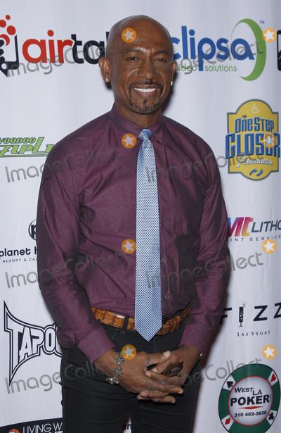 Montel Williams Photo - 19 June 2015 - Las Vegas Nevada -  Montel Williams  One Step Closer Foundation Charity Poker Tournament Red Carpet  Photo Credit MJTAdMedia