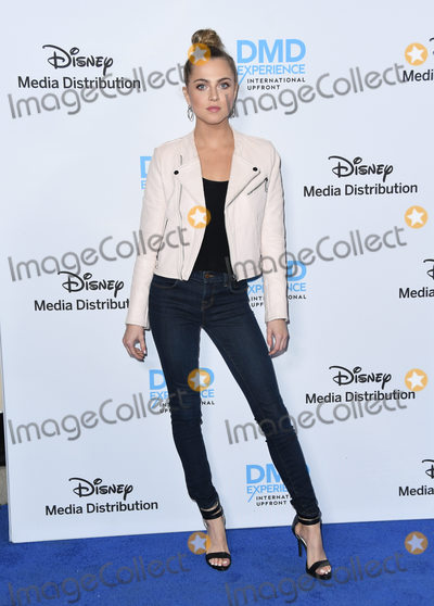 Ann Winters Photo - 20 May 2018 - Burbank California - Anne Winters 2018 DisneyABC International Upfronts held at Walt Disney Studios Photo Credit Birdie ThompsonAdMedia