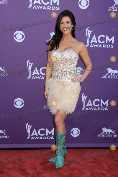 Paige Duke Photo - 1 April 2012 - Las Vegas Nevada - Paige Duke 47th Annual Academy of Country Music Awards held at the MGM Grand Photo Credit Byron PurvisAdMedia