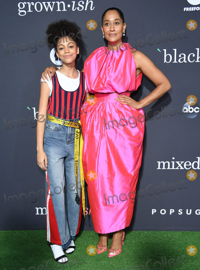 Arica Himmel Photo - 17 September 2019 - Hollywood California - Arica Himmel Tracee Ellis Ross Mixed-ish Popsugar Embrace Your Ish Los Angeles Premiere held at Goya Studios Photo Credit Birdie ThompsonAdMedia