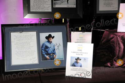 Auction Items Photo - 27 February 2017 - Nashville Tennessee - Silent Auction Items TJ Martell Foundation 9th Annual Nashville Honors Gala  held at the Omni Hotel Photo Credit Laura FarrAdMedia