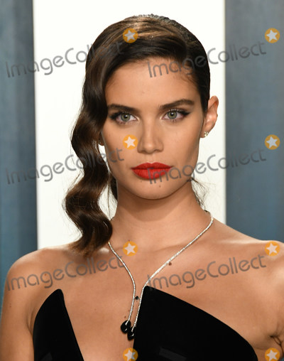 Sara Sampaio Photo - 09 February 2020 - Los Angeles California -  2020 Vanity Fair Oscar Party following the 92nd Academy Awards held at the Wallis Annenberg Center for the Performing Arts Photo Credit Birdie ThompsonAdMedia