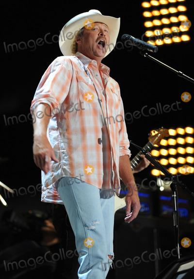 Alan Jackson Photo - 09 June 2011 - Nashville Tennessee - Alan Jackson 2011 CMA Music Festival Nightly Concert held at LP Field Photo Credit Laura FarrAdMedia