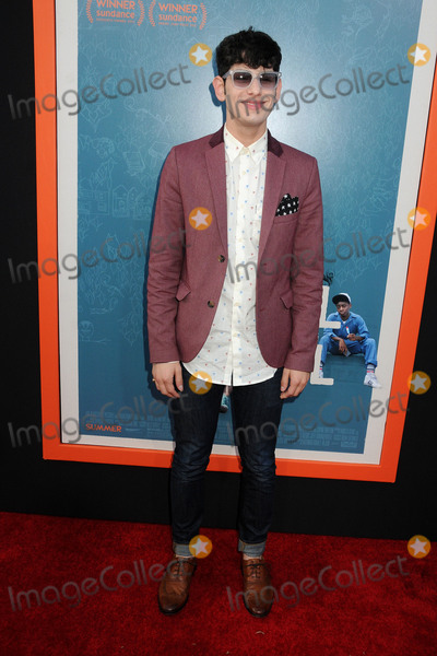 Matt Bennett Photo - 3 June 2015 - West Hollywood California - Matt Bennett Me And Earl And The Dying Girl Los Angeles Premiere held at the Harmony Gold Theatre Photo Credit Byron PurvisAdMedia