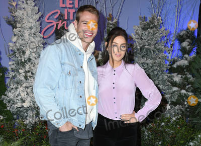 Four Seasons Photo - 01 November 2019 - Beverly Hills California - Matthew Noszka Odeya Rush Netflixs Let It Snow Photo Call held at Four Season Hotel Photo Credit Birdie ThompsonAdMedia