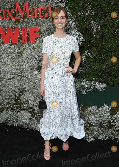 Ahna OReilly Photo - 11 June 2019 - West Hollywood California - Ahna OReilly 2019 InStyle Max Mara Women In Film Celebration held at Chateau Marmont Photo Credit Birdie ThompsonAdMedia