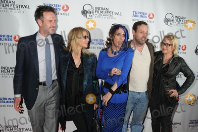 Alexis Arquette Photo - 08 April 2014 - Hollywood California - David Arquette Rosanna Arquette Alexis Arquette Richmond Arquette Patricia Arquette Indian Film Festival Los Angeles Opening Night Premiere of Sold held at Arclight Cinemas Photo Credit Byron PurvisAdMedia