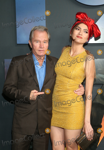 John Savage Photo - 18 December 2019 - Hollywood California - John Savage Bianca Blanco The Premiere Of Universal Pictures 1917  held at TCL Chinese Theatre Photo Credit FSAdMedia