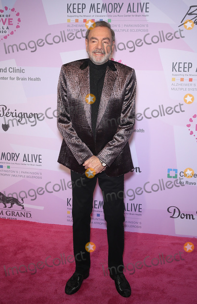 Neil Diamond Photo - 07 March 2020 - Las Vegas NV - Neil Diamond  Keep Memory Alive Honors Neil Diamond at 24th Annual Power of Love Gala at MGM Grand Garden Arena Photo Credit MJTAdMedia