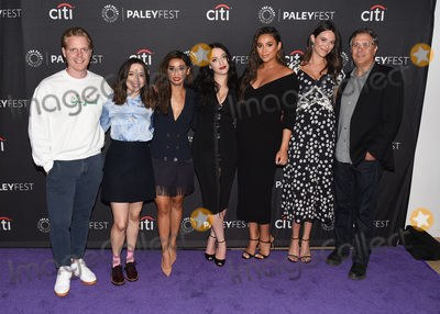 Esther Povitsky Photo - 10 September 2019 - Beverly Hills California - Brett Hedblom Esther Povitsky Brenda Song Kat Dennings Shay Mitchell Jordan Weiss Ira Ungerleider Dollface The Paley Center For Medias 13th Annual PaleyFest Fall TV Previews - Hulu Photo Credit Billy BennightAdMedia
