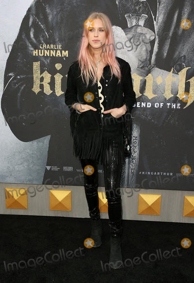 Mary Charteris Photo - 08 May 2017 - Hollywood California - Lady Mary Charteris King Arthur Legend Of The Sword Los Angeles Premiere held at TCL Chinese Theatre Photo Credit AdMedia