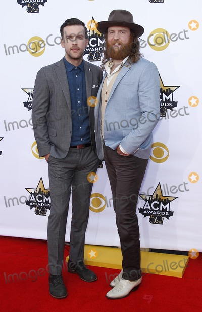 Brothers Osborne Photo - 19 April 2015 - Arlington Texas - Brothers Osborne 50th Academy Of Country Music Awards held at ATT Stadium Photo Credit MJTAdMedia