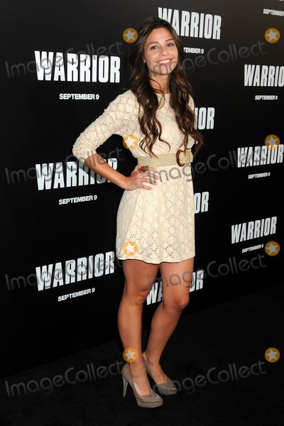 Ana Ayora Photo - 6 September 2011 - Hollywood California - Ana Ayora Warrior World Premiere held at Arclight Cinemas Photo Credit Byron PurvisAdMedia