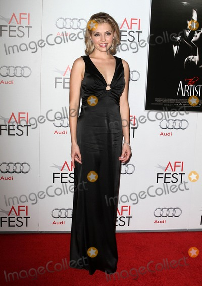 Jen Lilley Photo - 8 November 2011 - Hollywood California - Jen Lilley AFI Fest 2011  Premiere Of The Artist Held At Graumans Chinese Theatre Photo Credit Kevan BrooksAdMedia