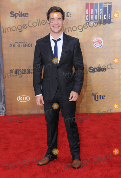 Adam DeVine Photo - 04 June 2016 - Culver City California - Adam Devine Arrivals for Spikes Guys Choice held at Sony Pictures Studios Photo Credit Birdie ThompsonAdMedia
