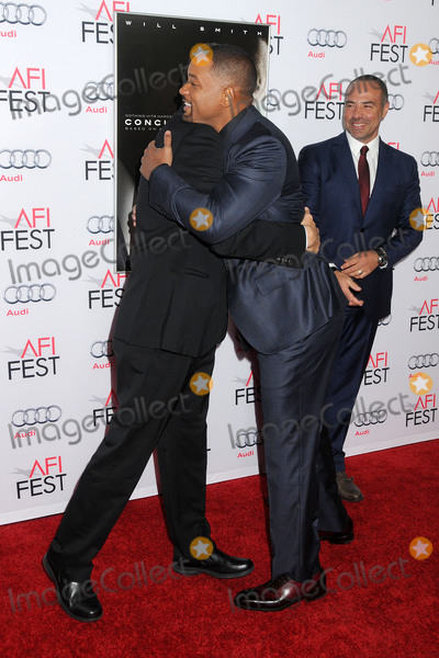 Tom Rothman Photo - 10 November 2015 - Hollywood California - Tom Rothman Will Smith Peter Landesman AFI FEST 2015 - Concussion Premiere held at the TCL Chinese Theatre Photo Credit Byron PurvisAdMedia