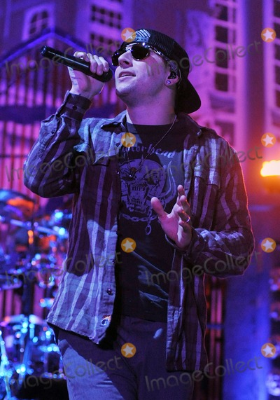 Avenged Sevenfold Photo - 21 May 2011 - Columbus Ohio - Vocalist M SHADOWS of the band AVENGED SEVENFOLD performs as part of the Rock On The Range festival held at Columbus Crew Stadium Photo Credit Jason L NelsonAdMedia