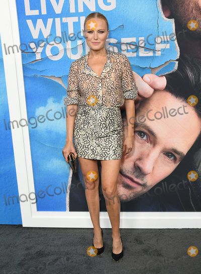 Malin Akerman Photo - 16 October 2019 - Hollywood California - Malin Akerman Netflixs Living With Yourself Season 1 Los Angeles Premiere held at the Arclight Hollywood Photo Credit Birdie ThompsonAdMedia