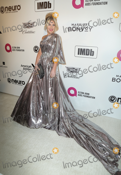 Hofit Golan Photo - 24 February 2019 - West Hollywood California - Hofit Golan 27th Annual Elton John Academy Awards Viewing Party held at West Hollywood Park Photo Credit PMAAdMedia