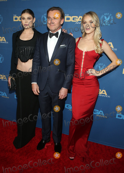 Ricky Schroder Photo - 25 January 2020 - Los Angeles California - Cambrie Schroder Ricky Schroder and Faith Anne Schroder 72nd Annual Directors Guild Of America Awards (DGA Awards 2020) held at the The Ritz Carlton Photo Credit F SadouAdMedia