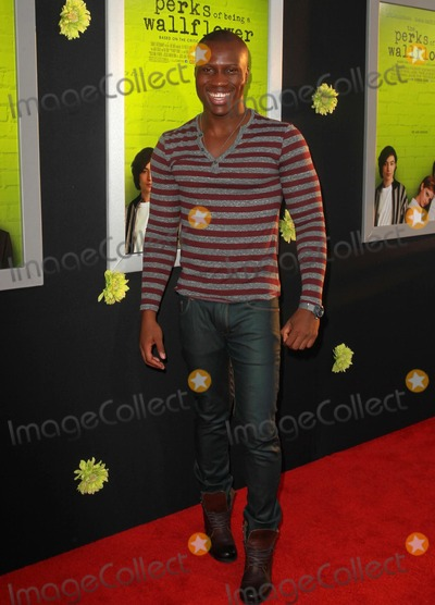 Amadou Ly Photo - 10 September 2012 - Hollywood California - Amadou Ly Premiere Of Summit Entertainments The Perks Of Being A Wallflower Held At ArcLight Cinemas Photo Credit Kevan BrooksAdMedia