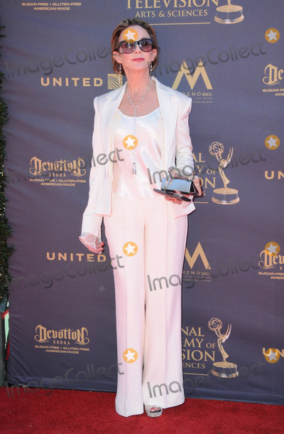 Judith Chapman Photo - 30 April 2017 - Pasadena California - Judith Chapman 44th Annual Daytime Emmy Awards held at Pasadena Civic Centerin Pasadena Photo Credit Birdie ThompsonAdMedia