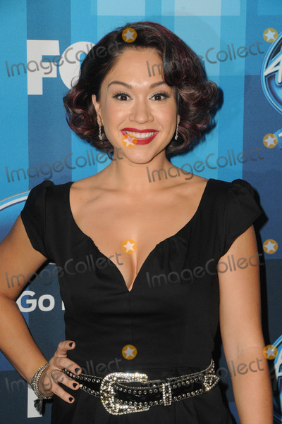 Diana De Garmo Photo - 07 April 2016 - Hollywood California - Diana DeGarmo Arrivals for FOXs American Idol Finale For The Farewell Season held at The Dolby Theater Photo Credit Birdie ThompsonAdMedia