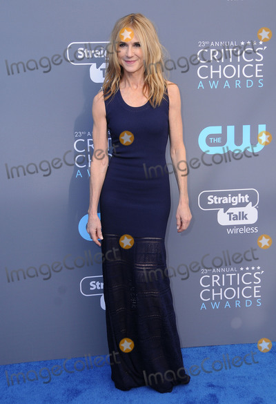 Holly Hunter Photo - 11 January 2018 - Santa Monica California - Holly Hunter 23rd Annual Critics Choice Awards held at Barker Hangar Photo Credit Birdie ThompsonAdMedia