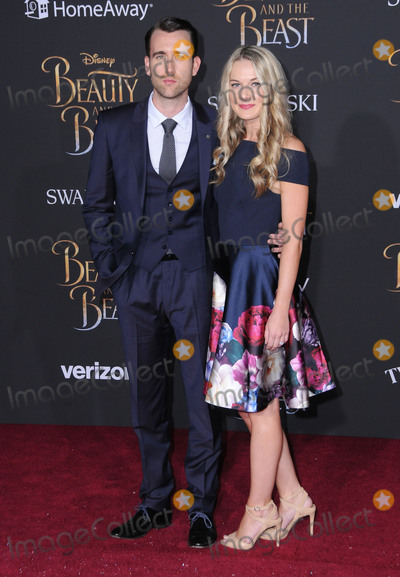 Angela Jones Photo - 02 March 2017 - Hollywood California - Matthew Lewis Angela Jones Los Angeles premiere of Disneys Beauty and the Beast held at El Capitan Theatre Photo Credit Birdie ThompsonAdMedia