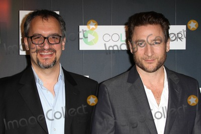 Andres Faucher Photo - 6 November 2014 - Los Angeles California - Collaborator Co-founders Kevin Allen Jackson and Andres Faucher Colaboratorcom Launch Party held at Milk Studios Los Angeles Photo Credit AdMedia
