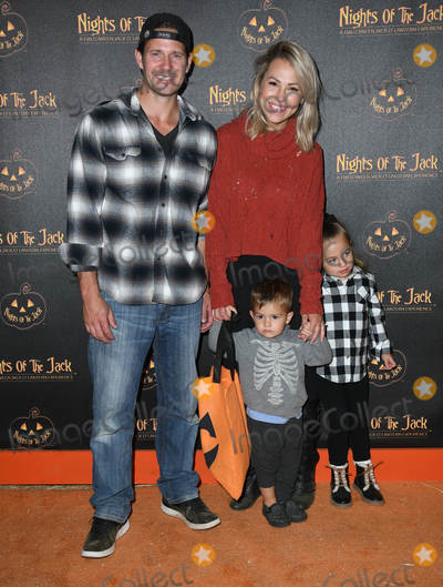 Jessica Hall Photo - 02 October 2019 - Calabasas California - Jessica Hall Nights of the Jack s Friends and Family VIP Preview Night held at The King Gillette Ranch Photo Credit Birdie ThompsonAdMedia