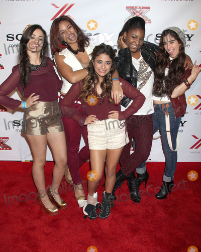 Fifth Harmony Photo - 07 December 2012 - Los Angeles California - Fifth Harmony The X-Factor Viewing Party Sponsored By Sony X Headphones held at Mixology at The Grove Photo Credit Russ ElliotAdMedia