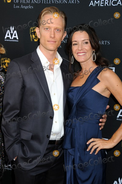 Neil Jackson Photo - 17 September 2011 - Beverly Hills California - Neil Jackson and Ky Furneaux 9th Annual BAFTA Los Angeles TV Party held at LErmitage Beverly Hills Hotel Photo Credit Byron PurvisAdMedia