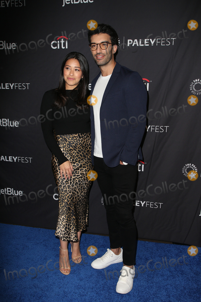 Justin Baldoni Photo - 20 March 2019 - Hollywood California - Gina Rodriguez Justin Baldoni The Paley Center For Medias 2019 PaleyFest LA - Jane The Virgin The Farewell Season held at The Wolf Theatre at The Dolby Theatre Photo Credit Faye SadouAdMedia