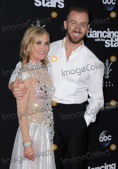 Artem Chigvintsev Photo - 22 November 2016 - Los Angeles California Maureen McCormick Artem Chigvintsev ABCs Dancing With The Stars Season 23 Finale held at The Grove Photo Credit Birdie ThompsonAdMedia