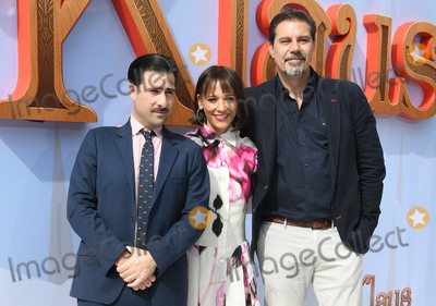 Jason Schwartzman Photo - 02 November 2019 - Westwood California - Jason Schwartzman Rashida Jones Sergio Pablos Netflixs Klaus Los Angeles Premiere held at Regency Village Theater Photo Credit Birdie ThompsonAdMedia