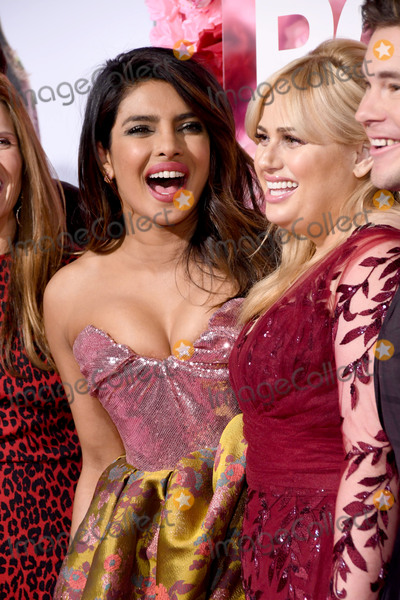 Rebel Wilson Photo - 11 February 2019 - Los Angeles California - Priyanka Chopra Rebel Wilson Isnt It Romantic Los Angeles Premiere held at the Theater at Ace Hotel Photo Credit Birdie ThompsonAdMedia