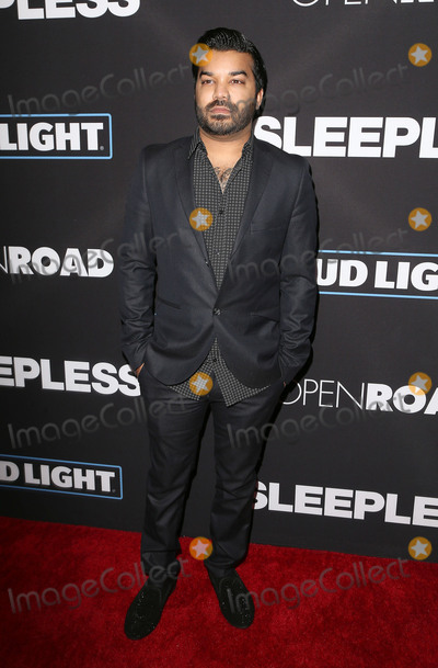 Adrian Ray Photo - 05 January 2017 - Los Angeles California - Adrian Ray Sleepless Los Angeles Premiere held at Regal LA Live Stadium 14 Photo Credit F SadouAdMedia