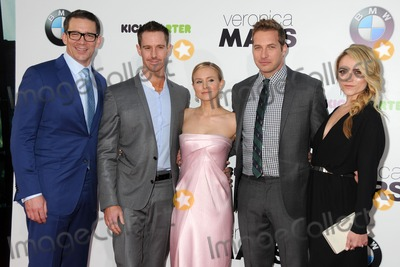 Amanda Noret Photo - 12 March 2014 - Hollywood California - Rob Thomas Jason Dohring Kristen Bell Ryan Hansen Amanda Noret Veronica Mars Los Angeles Premiere held at the TCL Chinese Theatre Photo Credit Byron PurvisAdMedia