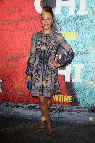 Angela Rye Photo - 03 January 2018 - Los Angeles California - Angela Rye Showtimes The Chi Los Angeles Premiere held at Downtown Independent Photo Credit F SadouAdMedia
