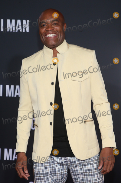 Anderson Silva Photo - 6 October 2019 - Hollywood California - Anderson Silva Paramount Pictures Premiere Of Gemini Man held at TCL Chinese Theatre Photo Credit FayeSAdMedia